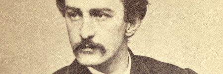 John Wilkes Booth hair offered with $25,000 opening bid