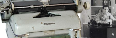 Stefano's Psycho screenplay typewriter among top lots at Nate D Sanders