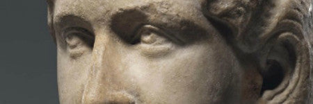 Judea Mamea Roman carved head offered at Christie's