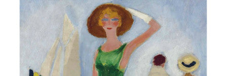 Kees van Dongen's L'elegante au chapeau to lead at Christie's