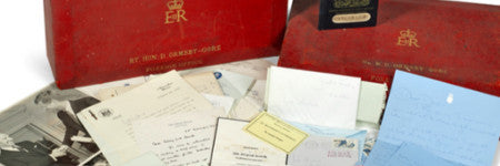 Jacqueline Kennedy's marriage proposal letters to sell
