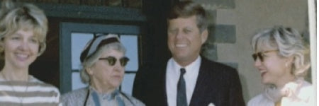 John F Kennedy's love letter to murdered mistress up for auction