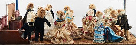The Kittens' Wedding taxidermy diorama sells for $121,000