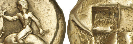 Ancient Greek electrum stater sells at Baldwin's