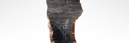 El Anatsui's La Haji sets new artist record at Bonhams