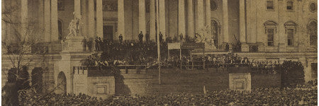 Abraham Lincoln inauguration photograph to make $30,000?