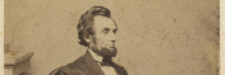 Abraham Lincoln signed photograph makes $50,000