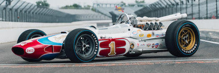 1964 Lotus Type 34 classic race car valued at $2.5m
