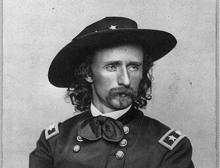 The mystery of General Custer