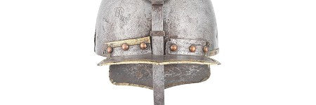 Mamluk helmet auctions for $198,500 in London