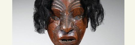 Rare Maori Whakairo statue to cross block at Sotheby's on September 16