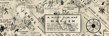 Campbell E Sims' Harlem nightclub map beats estimate by 66%