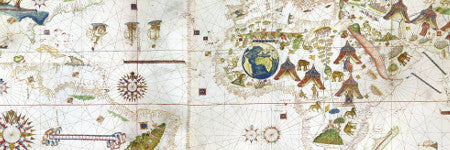 16th century world map valued at $10m