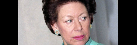 Princess Margaret's diamond brooch to sell on April 28