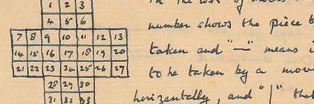 Alan Turing Solitaire letter valued at up to $200,000