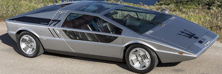 1971 Maserati Boomerang prototype sells for $3.7m