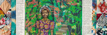 Maya's Quilt of Life to lead sale of Maya Angelou collection