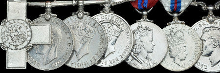 Second world war medals to auction at Dix Noonan Webb