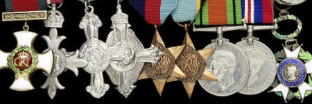 Royal Air Force medals to make $20,000 on July 13?