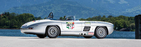 Mercedes-Benz 300 SLS valued at up to $2.8m