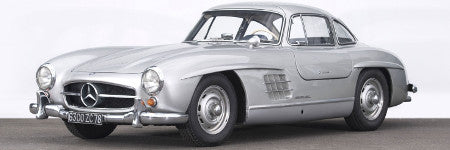 Artcurial's Mercedes-Benz auction celebrates marque's history