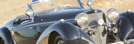 Mercedes-Benz 540K roadster to hit $8.4m?
