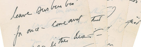 John F Kennedy affair letter sells for $73,000