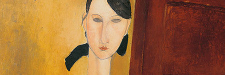 Modigliani's Paulette Jourdain portrait sells for $42.8m