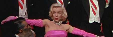 Marilyn Monroe's Gentlemen Prefer Blondes script makes $23,000