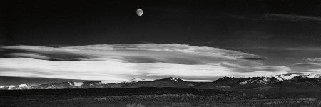 Ansel Adams' Moonrise photograph to star in February 25 sale