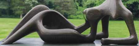 Henry Moore's Reclining Figure smashes artist record