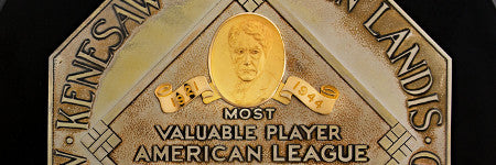 1964 Brooks Robinson award to exceed $100,000?