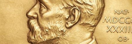Early Nobel Prize medal to auction in January
