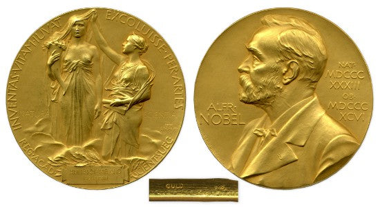 Heinrich Wieland's Nobel Prize auctions for $395,000