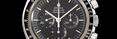 Apollo 17 Omega Speedmaster to star in sale at Christie's