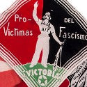 Orwell Spanish war scarves will feature at Dreweatts auction