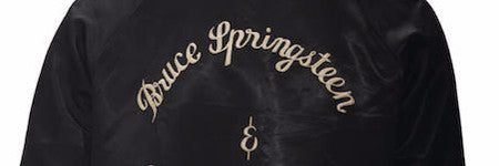 Bruce Springsteen's tour jacket to sell at Bonhams