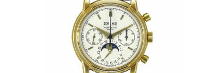 Patek Philippe ref 2499 watch to star in Dubai sale