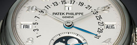 Patek Philippe ref 5016 leads watch sale