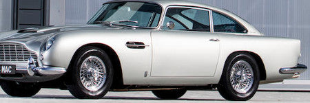 Paul McCartney's Aston Martin DB5 goes for $1.7m