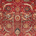'Sickle leaf' Persian rug brings new world record price