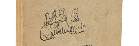 Peter Rabbit first edition to make $51,000?