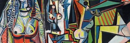 Picasso's Les femmes d'Alger could set a new auction record