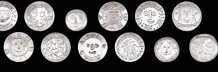 Pablo Picasso silver plates realise $2.5m in Hong Kong
