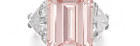 8.4-carat flawless pink diamond estimated at $15.4m ahead of sale