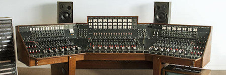 Pink Floyd's recording console achieves $1.8m