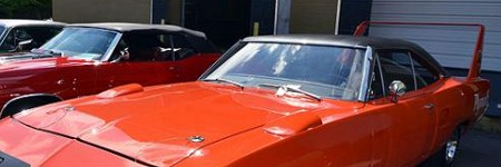 US marshals muscle car collection sale to take place in New Jersey