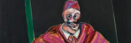 Francis Bacon's Study for a Pope I to lead contemporary art sale