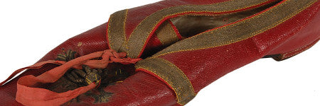 Pope Pius IX's shoe will auction on September 14