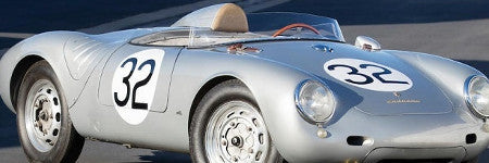 1958 Porsche 550A Spyder to set new world record?